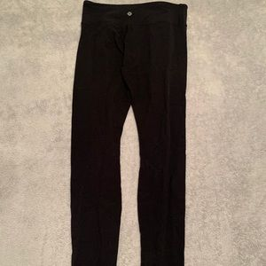 lululemon athletica Pants - Lululemon Wunder Under pant in black